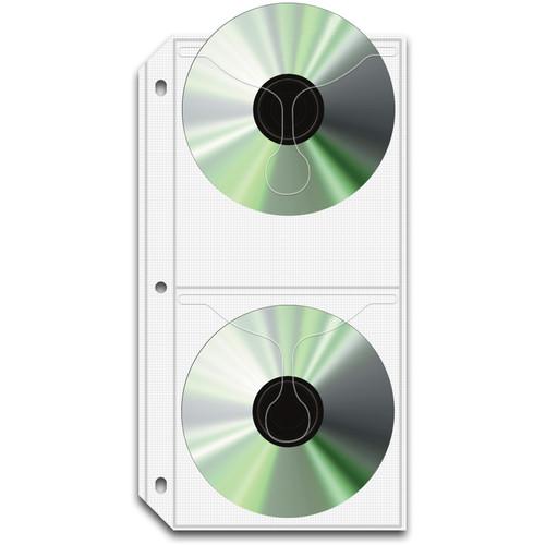 Print File CDBW4 CD Page Preserver (10-Pack)