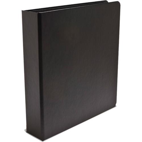 Print File Grand Premium Archival Standard Album Binder (Black)