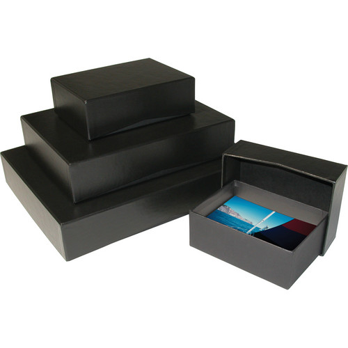 "Print File Film & Print Box (13 x 19 x 2.5"", Black)"
