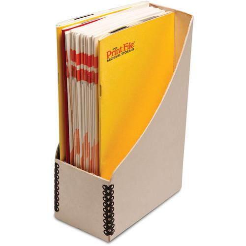 Print File DIG963 Magazine and Digest File Box (Tan)