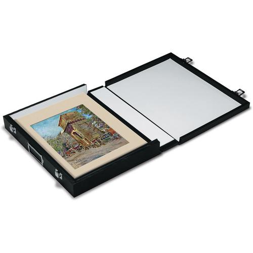 "Print File MC1725 17 x 25"" Solander Museum Case"