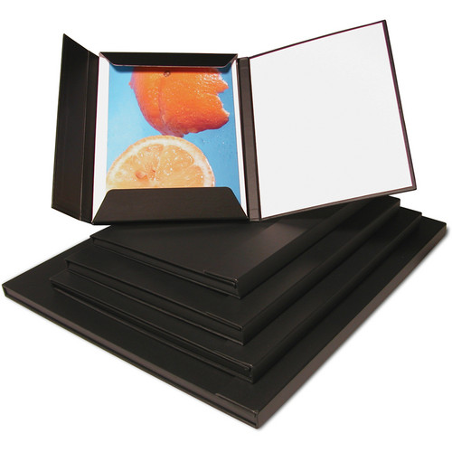 "Print File FOL1117M 11 x 17"" Magnetic Folio Presentation Folder (Portrait)"