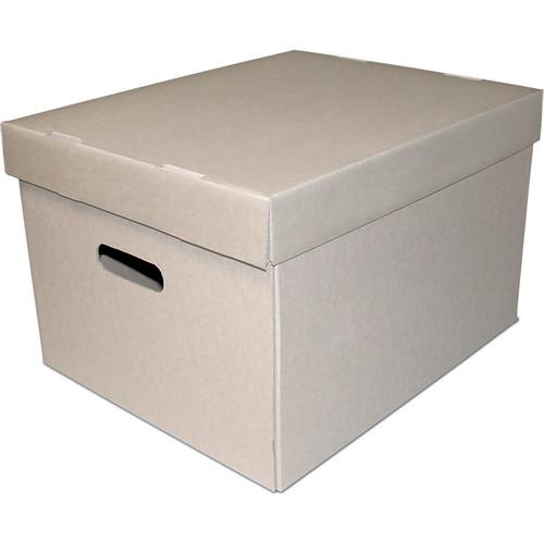 Print File GSB-LET/LEG Record Storage Box (Light Gray)