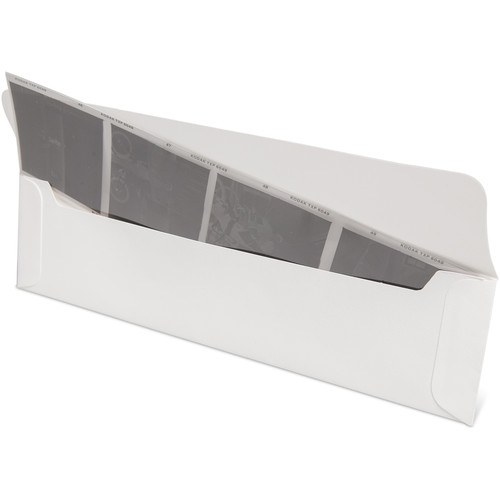 Print File 120 Negative Flap Envelopes (50-Pack)