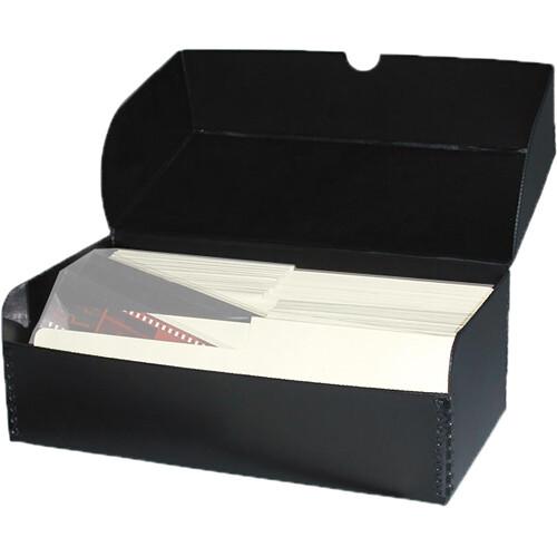 Print File NSB35-120 Flip-Top Negative Storage Box