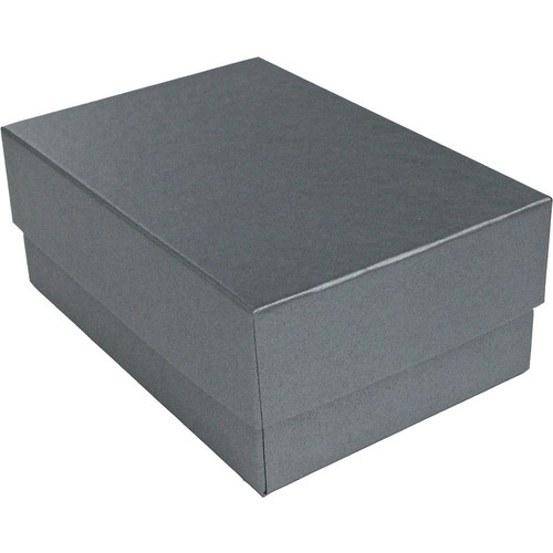"Print File 4x6"" Proof Box (2.5"" Depth, Titanium)"