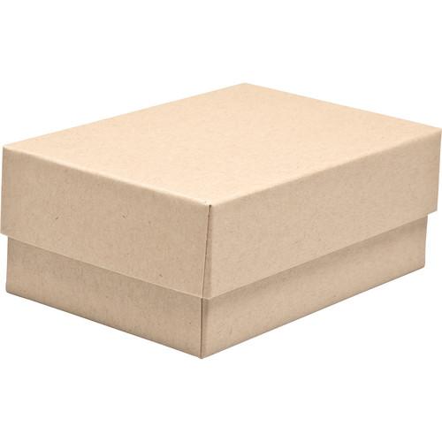 "Print File 4x6"" Proof Box (2.5"" Depth, Kraft)"