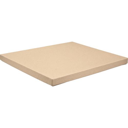 """Print File 8 x 10"""" Standard Proof Box (0.5"""" Depth, Kraft)"""