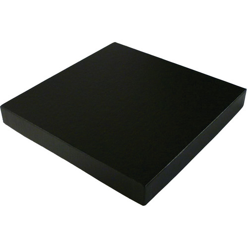 "Print File 12x12"" Square Proof Box (1"" Depth, Black)"