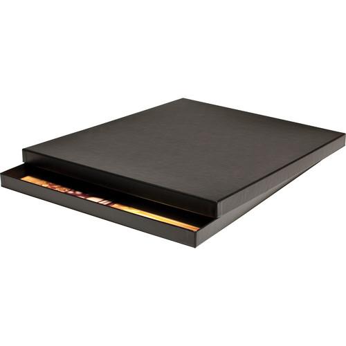 "Print File 24x30"" Black Large Print Box (1"" Depth)"