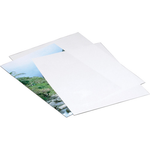 "Print File 8.5 x 11"" Unbuffered Archival Paper (100 Sheets)"
