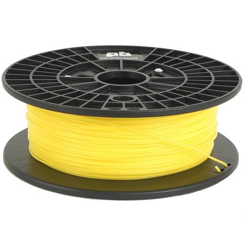 Printrbot 1.75mm PLA Filament (1.1 lb, Yellow)