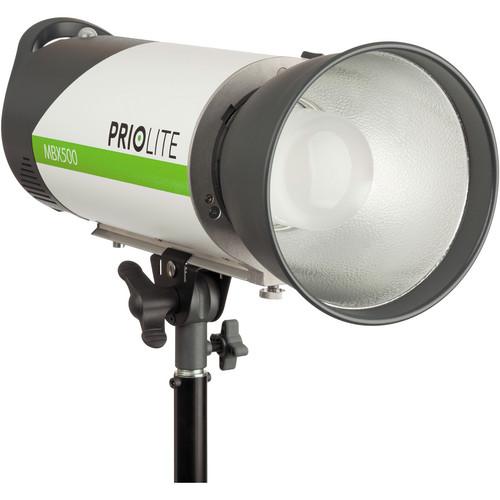 Priolite MBX500 500W/s Monolight (115-230VAC)