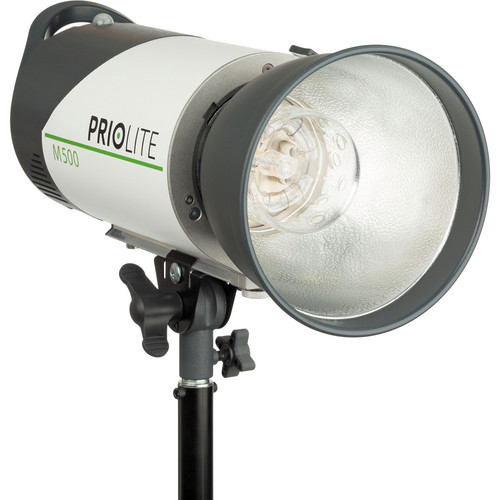 Priolite M500 500W/s Monolight