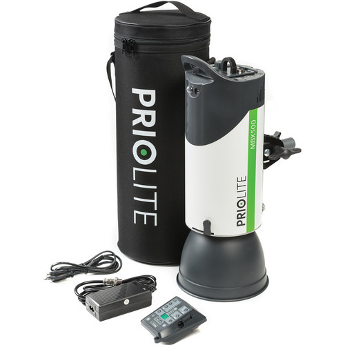 Priolite MBX500 1-Light Welcome Kit