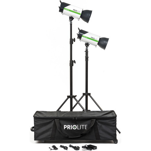 Priolite Freiburg MBX500 2-Light Kit
