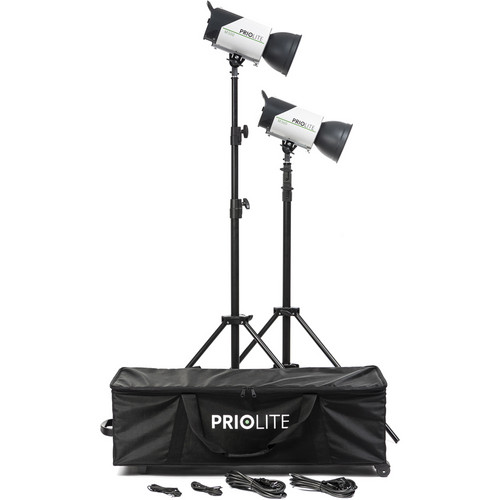 Priolite Cologne M500 2-Light Kit