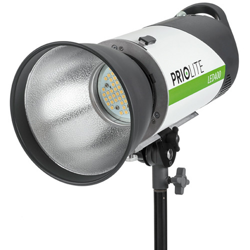 Priolite LED 400 Battery Powered Continuous Light