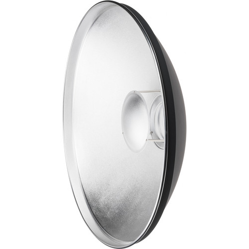 "Priolite 22"" Beauty Dish (Silver)"