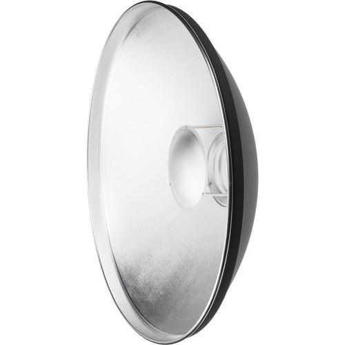 "Priolite 22"" Beauty Dish (Silver)"
