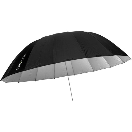 Priolite Giant Umbrella (6', Silver)