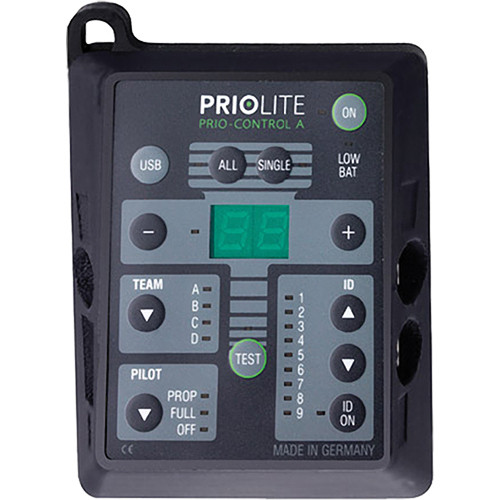Priolite Radio Remote Control