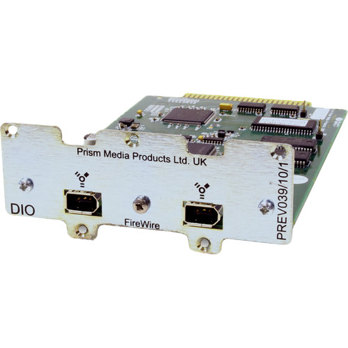 Prism Sound Firewire I/O for Dream ADA8XR (IEEE1394)