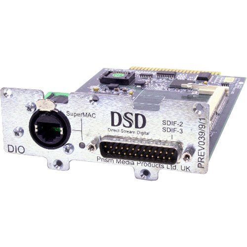 PrismSound Dsd I/F (Coax Only) Module