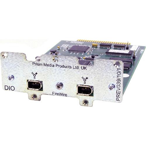 Prism Sound 8C-FW 8-Channel FireWire I/O Module for ADA-8XR Interface