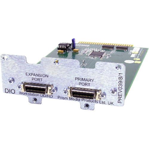 Prism Sound 8C-PTHD Pro Tools HD I/O Module for ADA-8XR Interface