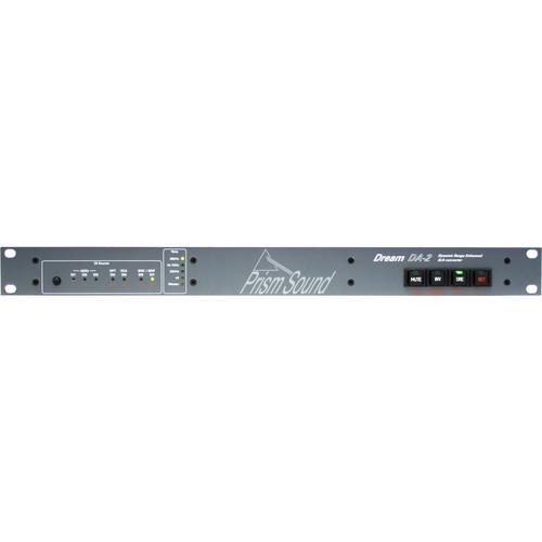 Prism Sound Dream DA-2 Stereo 24-Bit / 96 kHz D/A Converter