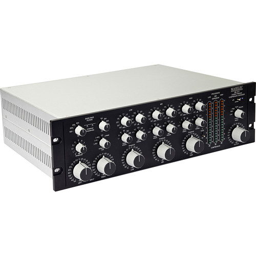 MASELEC MLA-4 Stereo Multiband Compressor/Expander