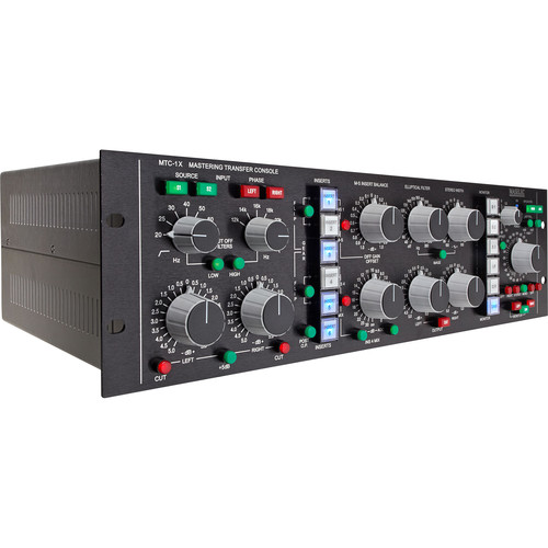 MASELEC MTC-1X Analog Stereo Mastering Transfer Console