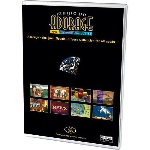 proDAD Adorage Effects Package 5 - Diamond Composites