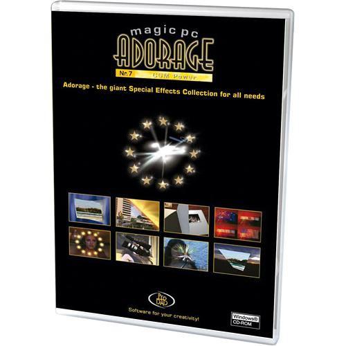 proDAD Adorage Effects Package 7 - CGM Power