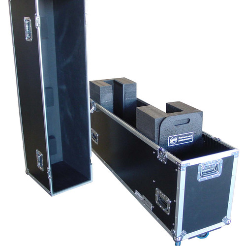 "Pro Cases AC-PLASMA60C Single Universal Fit TV Case for 60 - 65"" LCD / Plasma Display"