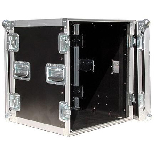 Pro Cases 14U Amp Rack Case / with Casters