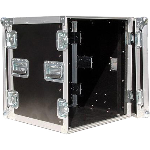 Pro Cases 16U Amp Rack Case / with Casters