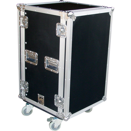 Pro Cases 20U Amp Rack Case / with Casters