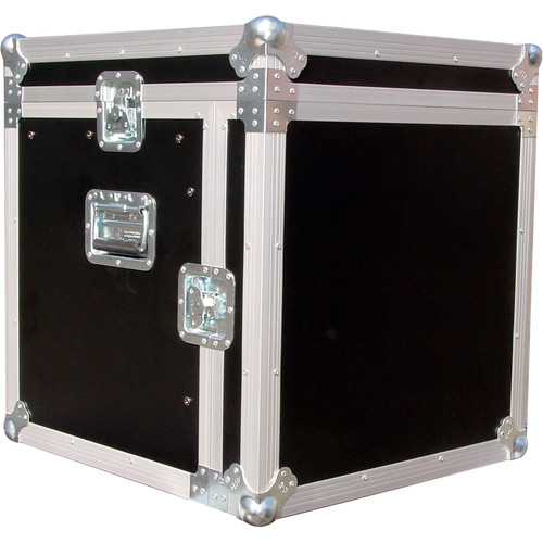 Pro Cases 12U Mixer/ 12U Combo Rack / with Casters