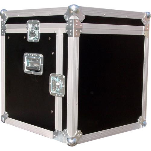 Pro Cases 18U Mixer/ 18U Combo Rack / with Casters