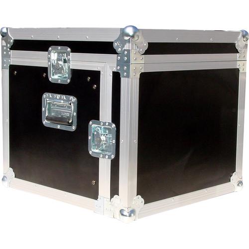 Pro Cases 10U Mixer/ 6Ucombo Rack Combo