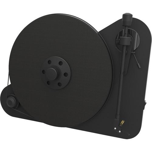 Pro-Ject Audio Systems VT-E Vertical Turntable (Matte Black)