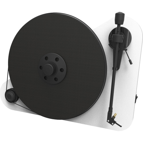 Pro-Ject Audio Systems VT-E Vertical Turntable (Matte White)