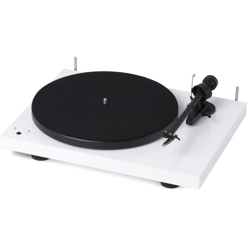 Pro-Ject Audio Systems Debut RecordMaster Turntable (White)