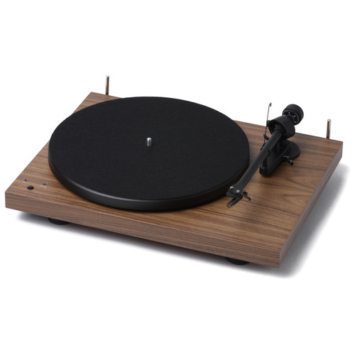 Pro-Ject Audio Systems Debut RecordMaster Turntable (Walnut)
