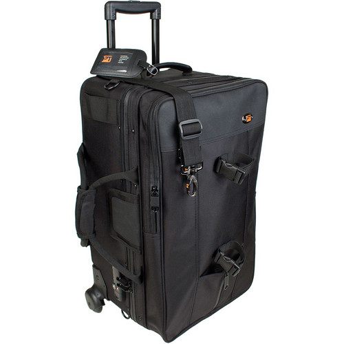 PRO TEC iPAC Carry-On Camera Case (Black)