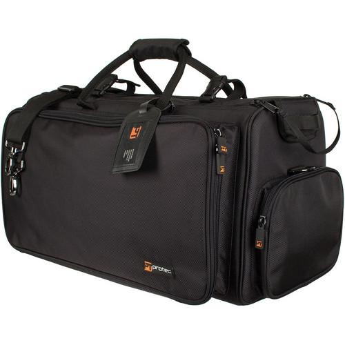 PRO TEC Carry-All Camera Bag (Black)