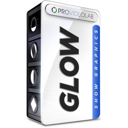PRO VIDEO LAB Glow Show Graphics (Download)