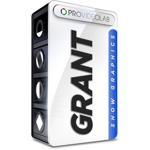 PRO VIDEO LAB Grant Show Graphics (Download)